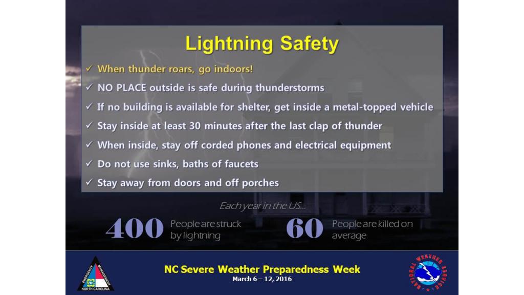 LightningSafety