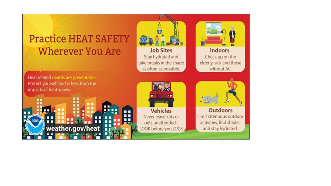 Heat safety
